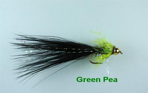 Green Pea Lure