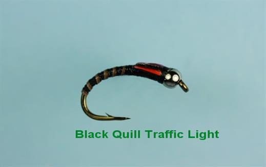 Black Quill Traffic Light Buzzer