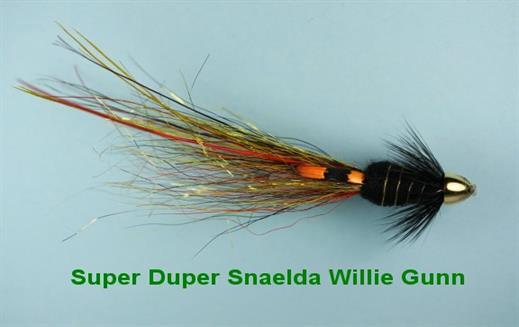 Super Duper Snaelda Willie Gunn