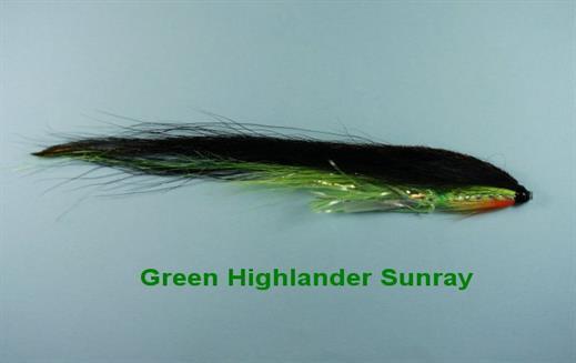 Green Highlander Sunray