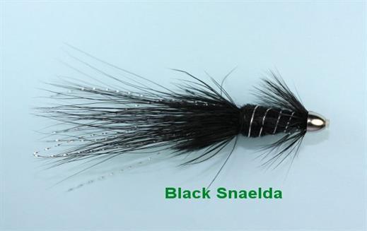 Black Snaelda Conehead