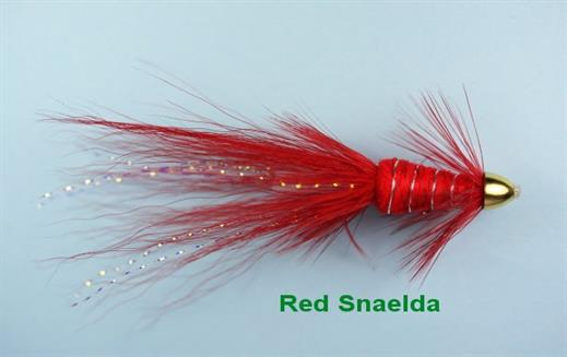 Red Snaelda Conehead