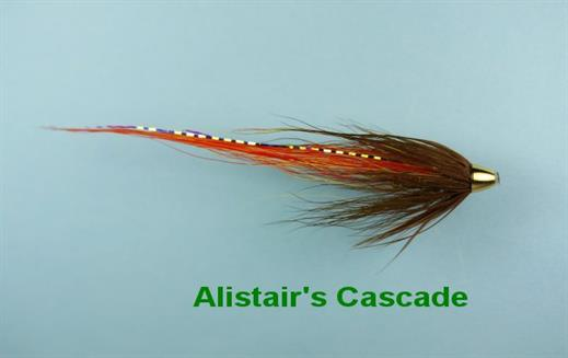 Alistairs Cascade Conehead