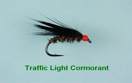 Traffic Light Cormorant