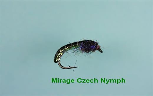 Czech Mirage Nymph