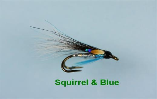 Squirrel and Blue JC Double