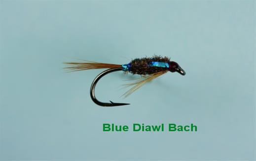 Blue Diawl