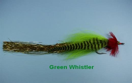 Green Whistler