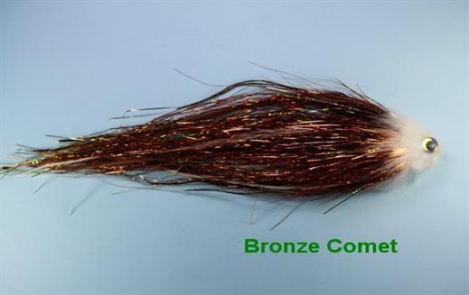 Copper Mini Comet Tube Fly
