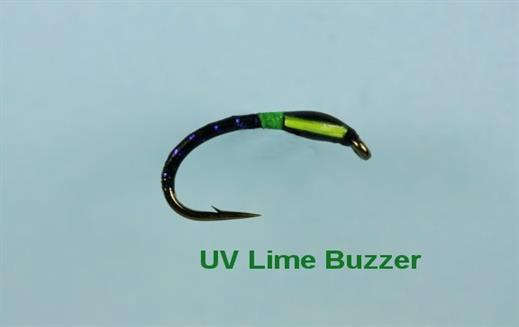 UV Lime Buzzer