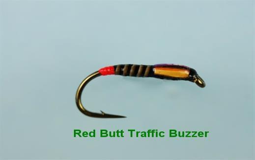 Red Butt Traffic Buzzer