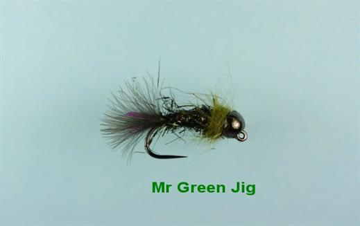 Mr Green Jig