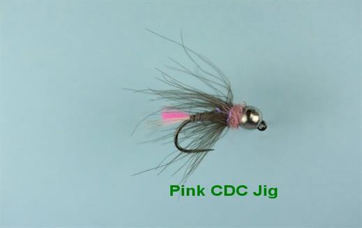 Pink CDC Jig