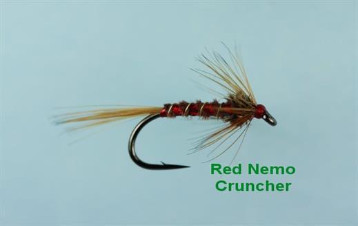 Cruncher Red Nemo