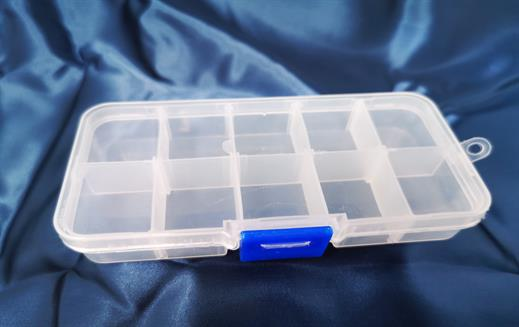 Flybox - 10 Compartment