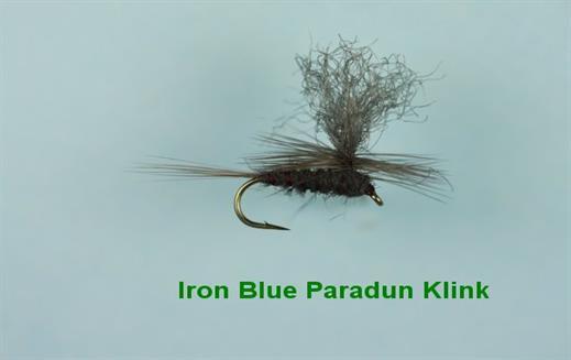 Iron Blue Paradun Klinkhammer