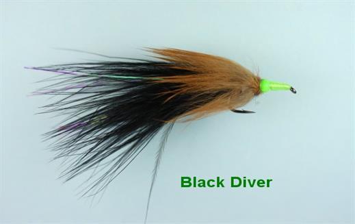 Black Diver