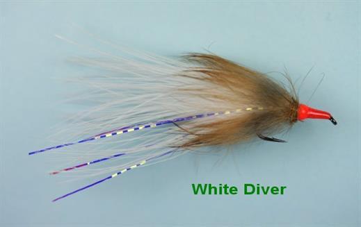 White Diver