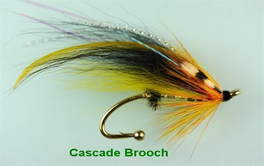 Cascade Brooch Pin