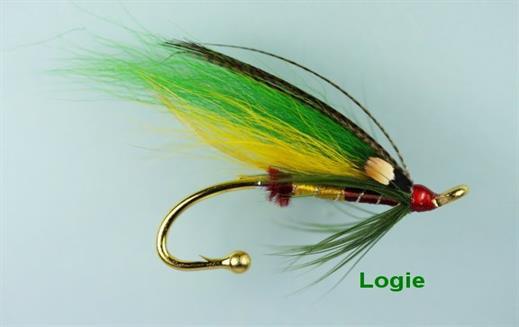 Logie Brooch Pin