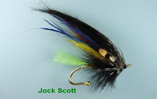 Jock Scott Brooch Pin