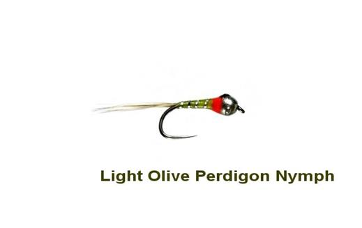 Light Olive Perdigon