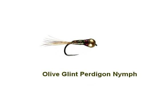 Olive Glint Perdigon