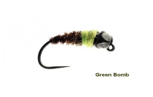 Green Bomb Bug