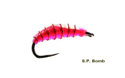 Shocking Pink Bomb