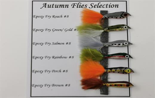 Fry Selection 6 Pack