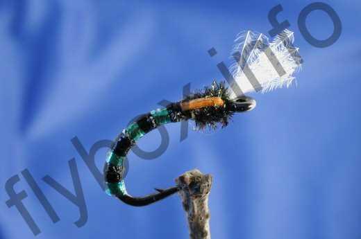Morgans Green Buzzer