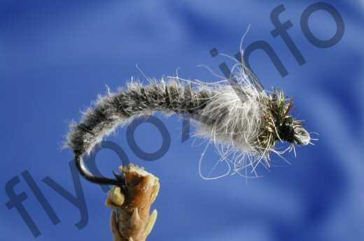 Waggoners Grey Buzzer
