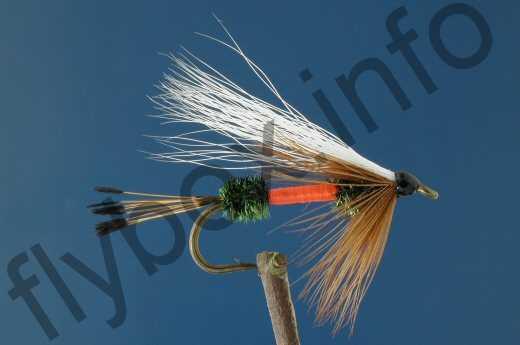 Royal Coachman Bucktail