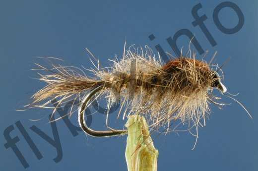 Gold Ribbed Hares Ear Nymph