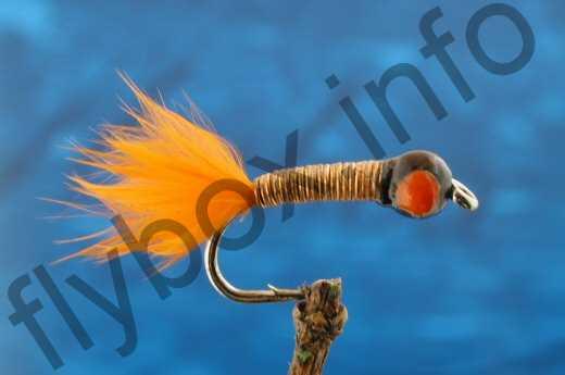 Copper Speck