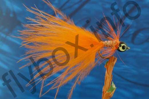 Nobbler Nymph Orange