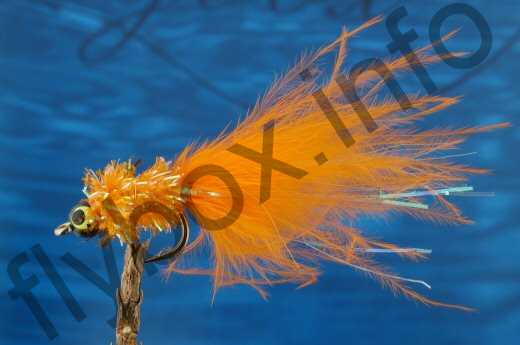 Shimmer Nobbler Orange