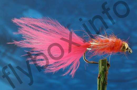 Tungsten Pearly Pink Nymph