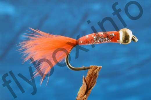 GH Epoxy Bloodworm