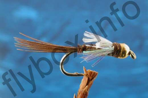 Tungsten Pearly Pheasant Tail Nymph