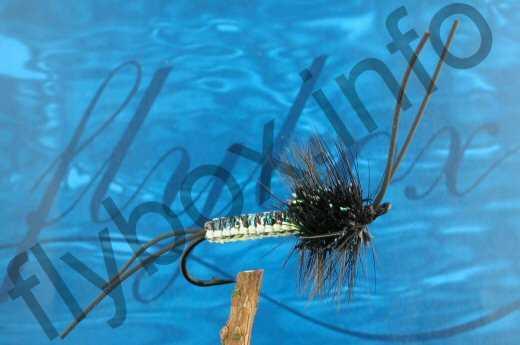 Black Woven Stonefly