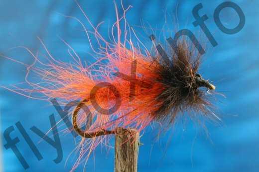 Hairy Blood Worm