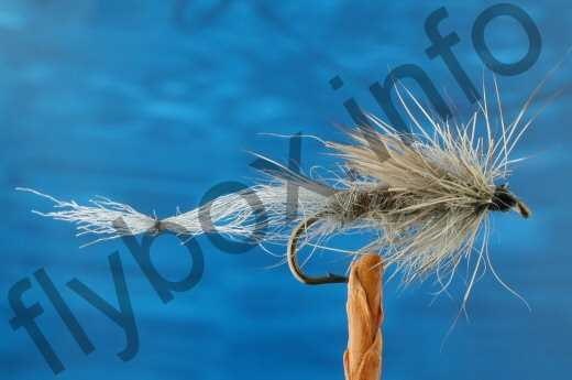 Hairy Blue Dun Emerger