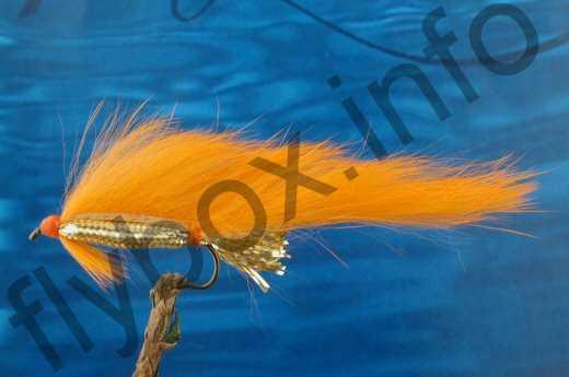 Mandys Orange Zonker
