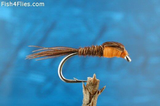 Sawyers Pheasant Tail Orange