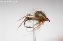 CDC Hopper Olive