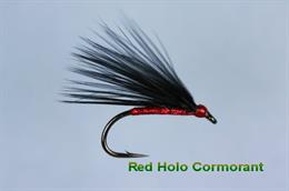 Red Holo Cormorant