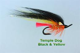 Temple Dog Black and Yellow JC