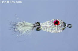 Rainy's Spoon Fly Silver