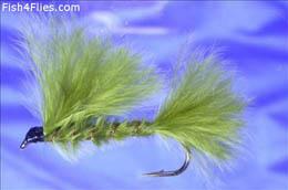 Olive Damsel